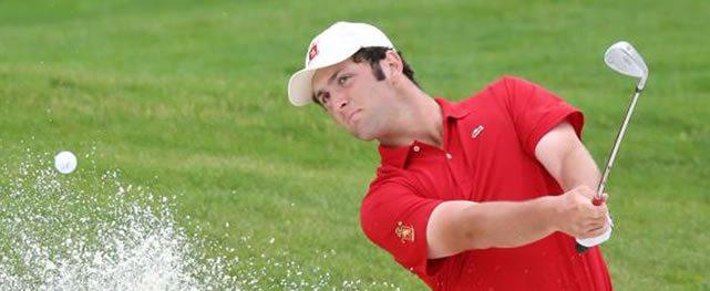 Jon Rahm: No. 1 del Mundo del golf aficionado