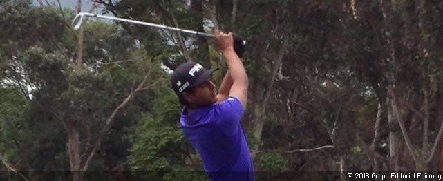 Juan Sebastián Muñoz dio otro importante paso hacia el PGA Tour este domingo en el Louisiana Open