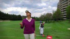 Lorena Ochoa presenta la nueva temporada de Vive el Golf en CNN en Español (cortesía cnnespanol.cnn.com)