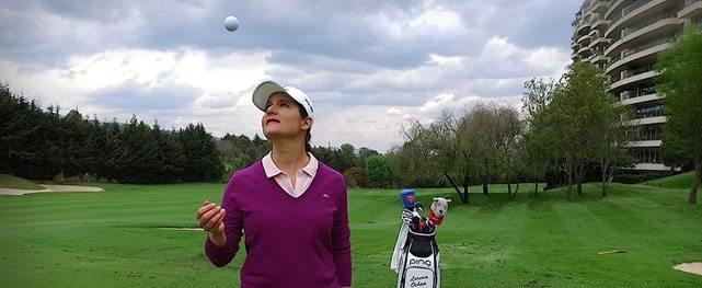 Lorena Ochoa presenta la nueva temporada de Vive el Golf en CNN en Español