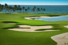 Caribe Golf Club - Hoyo 2