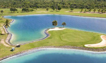República Dominicana, reina del golf del caribe, cautiva a los golfistas con 86 hoyos con vista al mar