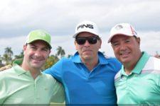 De Izcaragua CC, Giuseppe Roselino, Carlos Sampol y Callos Guillamón