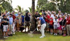 Dustin Johnson (cortesía PGA TOUR / Drew Hallowell)