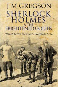 Sherlock Holmes y el Golfista Asustado (cortesía www.goodreads.com)