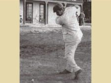 Sir Arthur Conan Doyle (cortesía www.hindheadgolfclub.co.uk)