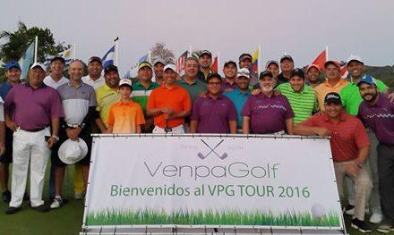 Venpagolf culmina primer corte del VPG Tour 2016