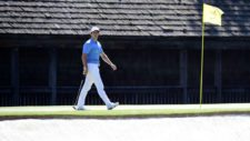 Rory McIlroy (cortesía Charles Laberge / Augusta National)