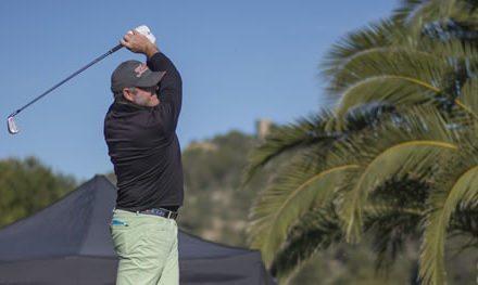 Carlos García Simarro se impone con autoridad en la segunda prueba del Circuito Profesional Meliá Hotels