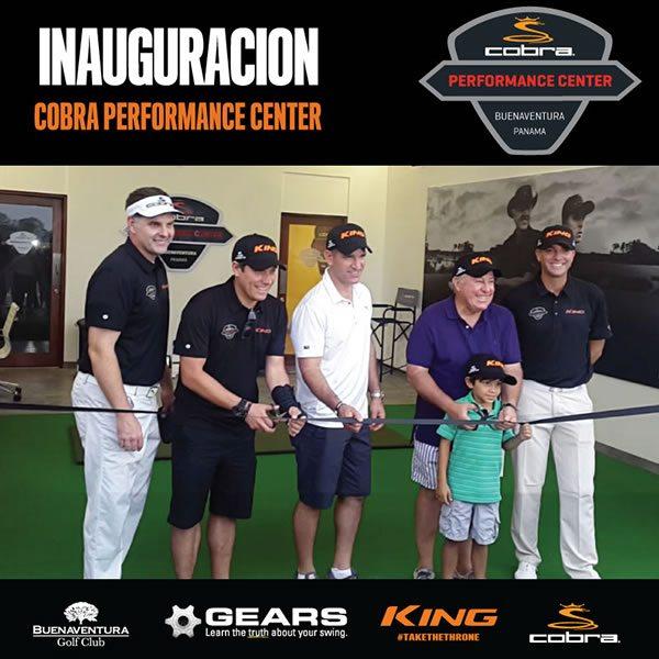 Cobra Puma Golf anuncia la apertura del Cobra Performance Center en Buenaventura Golf Club