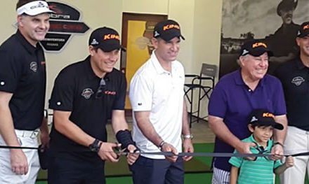 Cobra Puma Golf anuncia la apertura del Cobra Performance Center en Buenaventura Golf Club