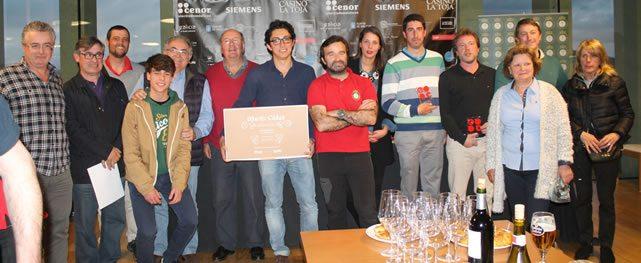 Gran Inicio del IX Circuito de golf Cenor- Camino de Santiago en el RAC de Santiago