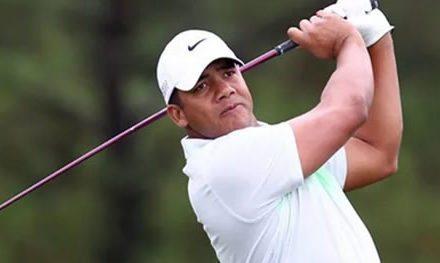 Jhonattan Vegas concentrado en recuperar estatus en el PGA Tour