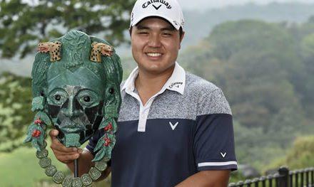 John Young Kim se impuso en Guatemala