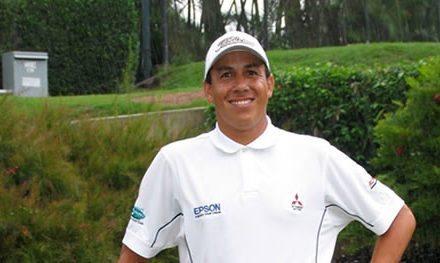 Juan Carlos Berastegui lidera Abierto de Venezuela de Golf
