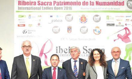 Participación de lujo en la Cuarta Edición del International Ladies Open que se disputará en Lugo