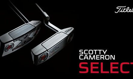 Titleist Presenta los Nuevos Putters Scotty Cameron Select