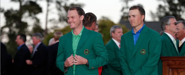 Willett usó su vara mágica para conquistar su 1er major