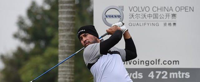 Wolmer Murillo con un debut marcado por el agua en el Volvo de China