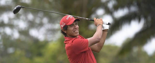 Augusto Núñez tomacontrol del Honduras Open