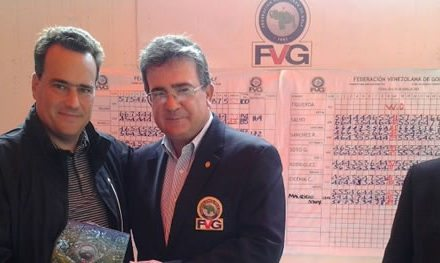 Claudio Petrini se llevó los honores del MID Amateur
