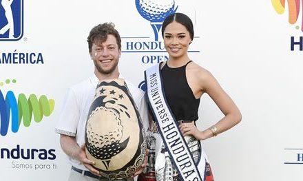 Con águila en el hoyo 72 Fidone gana por uno en Honduras