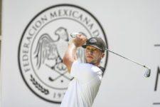 AGUASCALIENTES, MEXICO - MAY 21: Sam Fidone of the U.S during the third round of the PGA TOUR Latinoamerica 58º Abierto Mexicano de Golf at Club Campestre Aguascalientes on May 21, 2016 in Aguascalientes, Mexico. (Enrique Berardi/PGA TOUR)