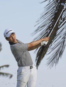MAZATLAN, MEXICO - MAY 26: Matthew Negri of the U.S during the first round of the PGA TOUR Latinoamérica Mazatlan Open, at Estrella del Mar Golf & Beach, on May 26, 2016 in Mazatlan, Mexico. (Enrique Berardi/PGA TOUR)