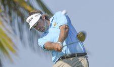 MAZATLAN, MEXICO - MAY 27: Ken Looper of the U.S during the second round of the PGA TOUR Latinoamérica Mazatlan Open, at Estrella del Mar Golf & Beach, on May 27, 2016 in Mazatlan, Mexico. (Enrique Berardi/PGA TOUR)