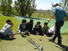 El golf: una experiencia única y positiva para niños en riesgo de exclusión