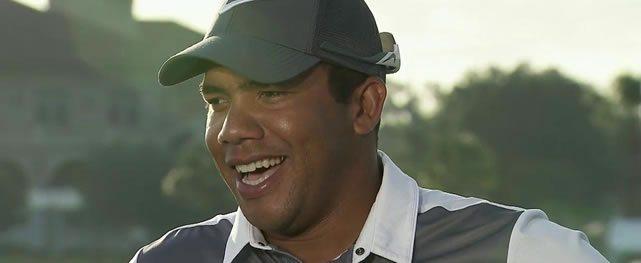 Jhonattan Vegas finalizó en la posición 57 de The Players Championship
