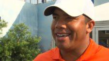 Jonnattan Vegas ocupó el 5to puesto del Zurich Classic (cortesía www.golfchannel.com)
