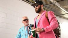Chicago Cubs Pitcher Jake Arrieta & Manager Joe Maddon (cortesía Justin Berl / Getty Images)
