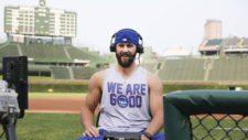 Chicago Cubs Pitcher Jake Arrieta (cortesia Nuccio DiNuzzo / Chicago Tribune)