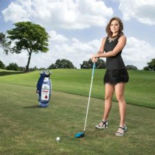 Lexi Thompson (cortesía www.shape.com)