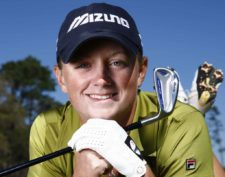 Stacy Lewis (cortesía www.golfnews.co.uk)