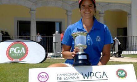 María Palacios es la defensora del título de la XII edición del Campeonato WPGA de España