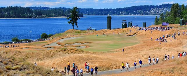 Mercado de turismo de golf por ascender en Estados Unidos