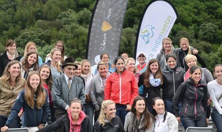 Monforte de Lemos dará la bienvenida a las participantes en el International Ladies Open