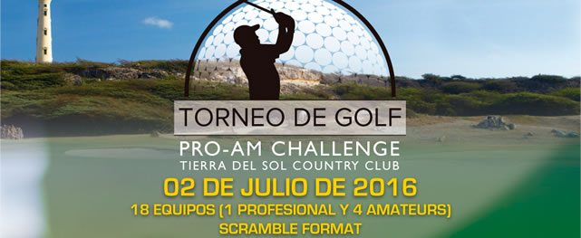 Pro Am Challenge en Aruba