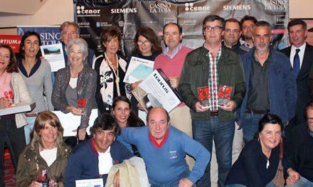 Prueba especial Casino la Toja en el IX Circuito Cenor – Camino de Santiago