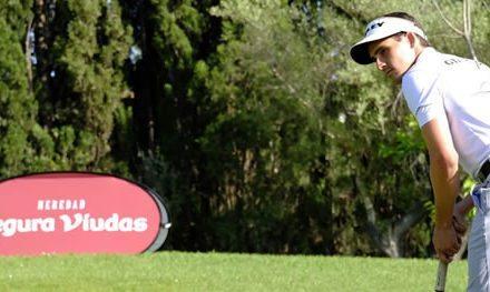 Sixto Casabona marca la diferencia en el Gran Premio Botanic de Castellón con 64 golpes en la primera ronda