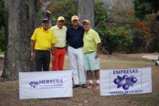 Equipo Campeón 1ra Cat. Oscar Thielen, Oscar Sabater, José Herrera y Carlos Hellmund