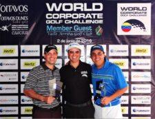 1ra Edición del World Corporate Golf Challenge