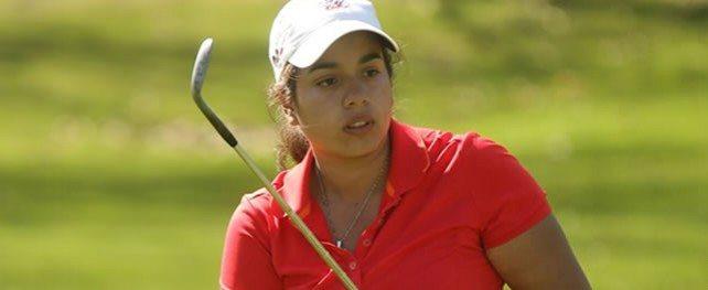 """Carla Maestre elegida la """"Golfista del año"""""""