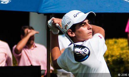 Chileno Joaquín Niemann entre los latinos más destacados del Mundial Juvenil de golf
