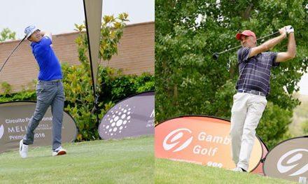 Doble empate en cabeza en el Gran Premio Madrid – PGA en una primera ronda con mucho viento