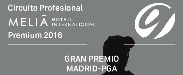 El Gran Premio Madrid – PGA comenzará el día 15 en el Club de Golf Retamares, diseño de Olazábal