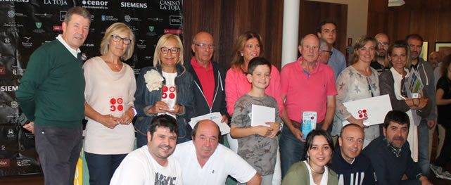 El IX Circuito de Golf Cenor-Camino de Santiago sigue su recorrido por el norte de España