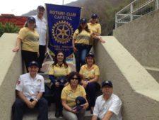 Éxito Total Primer Torneo Rotary Cafetal en Izcaragua
